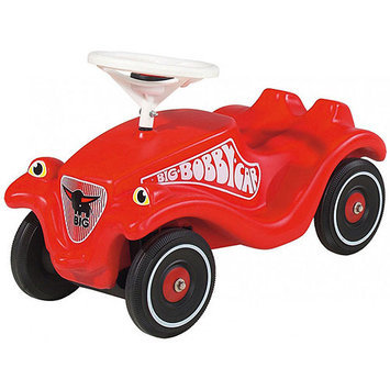 Big Bobby Red Car by Smoby Toys