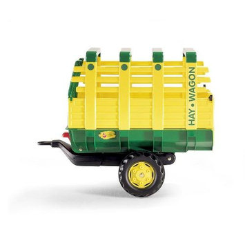Rolly Giant Haywagon Single Axle / Green