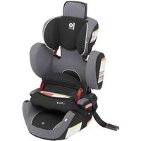 Kiddy USA Kiddy World Plus Carseat In Phantom