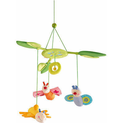 Haba USA 3735 Blossom Butterfly Mobile Pack of 2