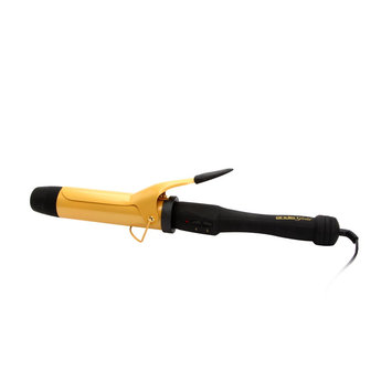 Andis 1 1/2 Gold Ceramic Curling Iron Model No. 37550