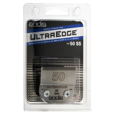 Andis Ultraedge Model No. 64185 - Size 50 SS