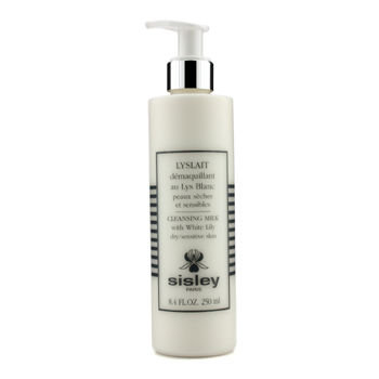 Sisley Botanical Cleansing Milk w/ White Lily 250ml/8.4oz