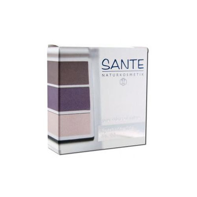 Sante - Eyeshadow Trio 02 Aubergine - 4.5 Grams
