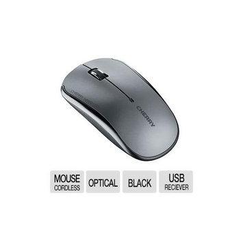 Cherry MW 2100 2.4GHz Wireless Mouse (Black)