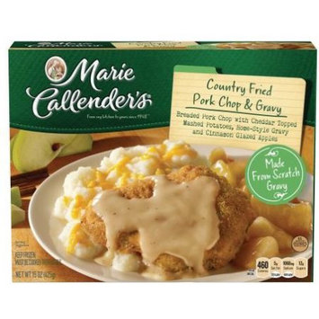 Conagra Foods, Inc Marie Callender Country Fried Pork Chop & Gravy, 15 ounces