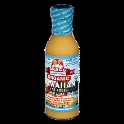 Bragg Organic Hawaiian Fat Free Dressing & Marinade