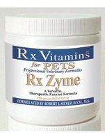 Rx Vitamins for Pets- Rx Zyme 120 gram Powder