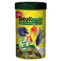 TetraVeggie Spirulina-Enhanced Flakes
