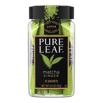 Pure Leaf Matcha with Ginger Tea