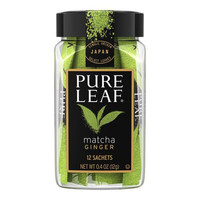 Pure Leaf Matcha with Ginger Tea