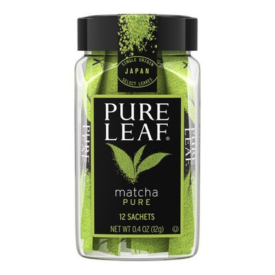 Pure Leaf Pure Matcha Tea