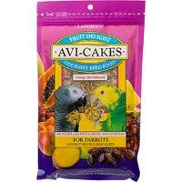 Lafeber Fruit Delight Avi Cake Parrot Food