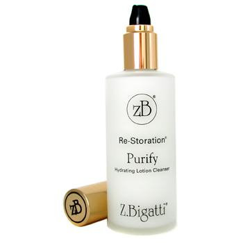 Z. Bigatti Re-Storation Purify Hydrating Lotion Cleanser 118ml/4oz