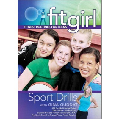 Fit Girl: Sport Drills With Gina Guddat