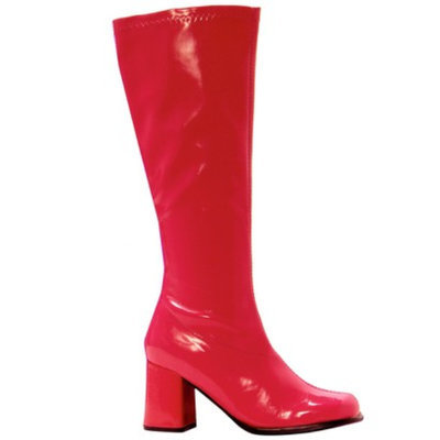 Buy Seasons Gogo Red Adult Boots - 7.0