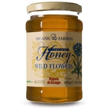 Rigoni, Honey Wildflowers, 14.11 OZ (Pack of 6)