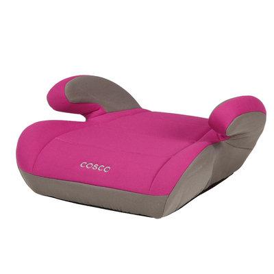Dorel Juvenile Cosco Top Side Booster Car Seat in Magenta
