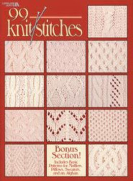 Leisure Arts 307219 Leisure Arts-99 Knit Stitches