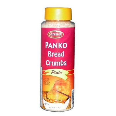 Osem Panko Bread Crumbs, 12-Ounce Containers (Pack of 6)