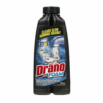 Drano Dual Force Foam