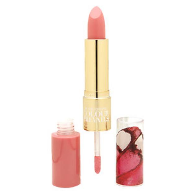 Nonie Creme Colour Prevails Classic Lip Duo Lipstick / Lip Gloss,