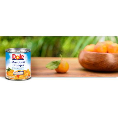 Dole Mandarin Oranges In Light Syrup
