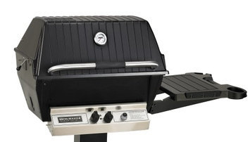 Broilmaster P4XF P4 Premium Gas Grill Head with Flare Buster Briquets