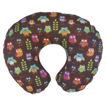 Designer Nursing Pillow Slipcover - Owl Forest by Boppy