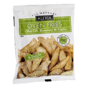 Alexia All Natural Olive Oil, Rosemary & Garlic Oven Fries