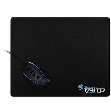 ROCCAT Taito King-Size Shiny Black Gaming Mousepad.