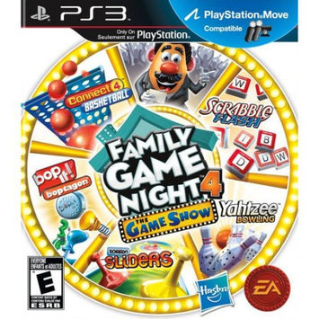 Electronic Arts Hasbro Family Game Night 4