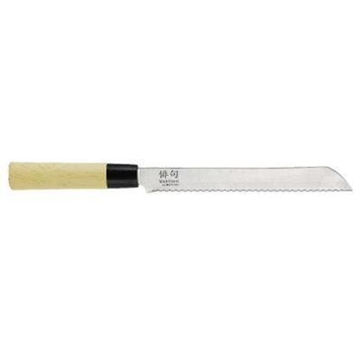 Chroma Usa Inc. Chroma HY5 Haiku Yakitori 8.25 in. Bread Knife