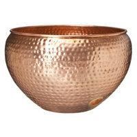 Smith & Hawken Premium Quality Eden Park Copper Hose Bowl