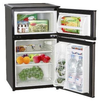 Emerson 3.1 Cu. Ft. 2-Door Compact Fridge and Freezer