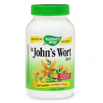 Nature's Way St. John's Wort 350 mg