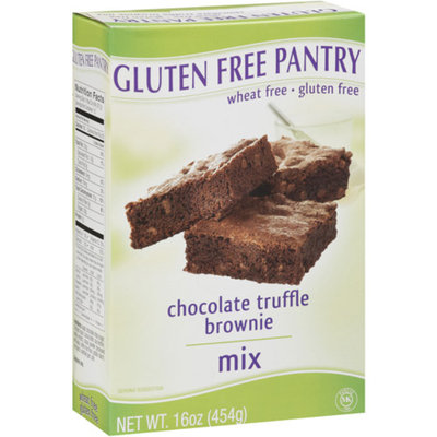Gluten Free Pantry Brownie Mix