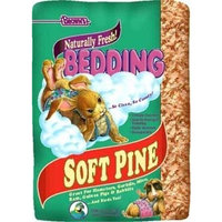 F.M.BROWN'S F.M. Brown's, Press-Packed Bedding, 1200 Cubic-Inch Pine Shavings
