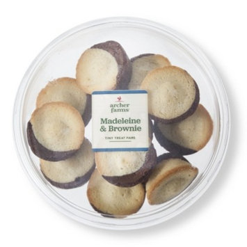 Archer Farms Madeleine & Brownie Tiny Treat Pairs 11 oz