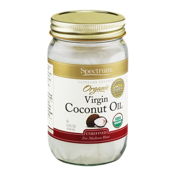 Spectrum Organic Virgin Coconut Oil