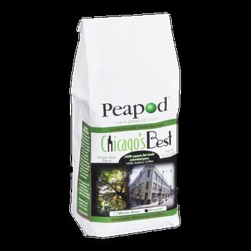 Peapod Chicago's Best Wicker Park Blend Ground Coffee