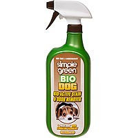 Simple Green Bio Dog Pet Stain & Odor Remover