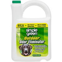 Simple Green Outdoor Pet Odor Eliminator, 1 gallon