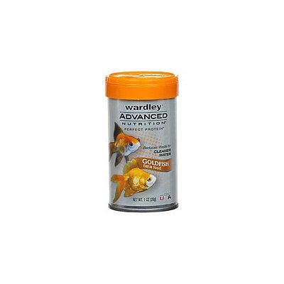 Wardley Advanced Nutrition Perfect Protein Goldfish Flake Food (1 oz.)