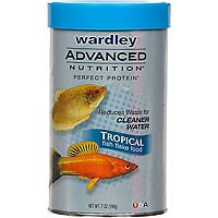 Wardley Advanced Nutrition Tropical Flakes - 7 oz.