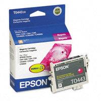 Epson 44 (T044320) DURABrite Magenta Ink Cartridge