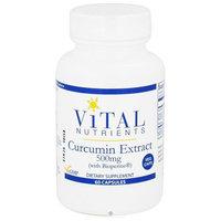 Vital Nutrients, Curcumin Extract 500 mg 60 Capsules