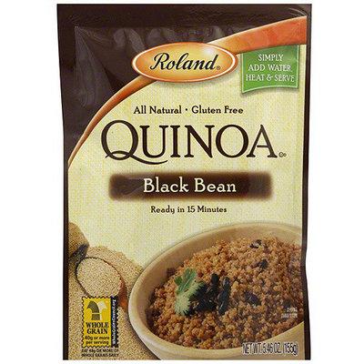 Roland Black Bean Quinoa, 5.46 oz (Pack of 6)