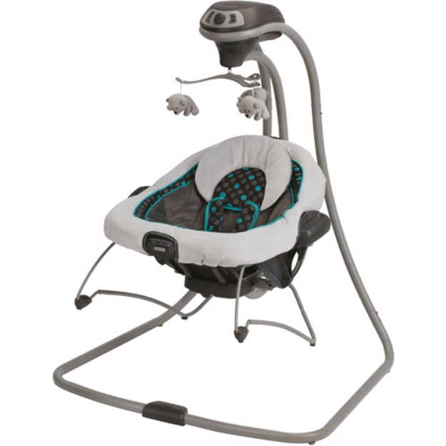Graco DuetConnect Swing + Bouncer, Dolce