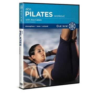 Gaiam Pilates Abs Workout